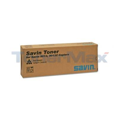 SAVIN 9013 TONER BLACK